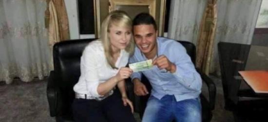 شاب مغربي يتزوج بحسناء روسية بـ5 دولارات 1
