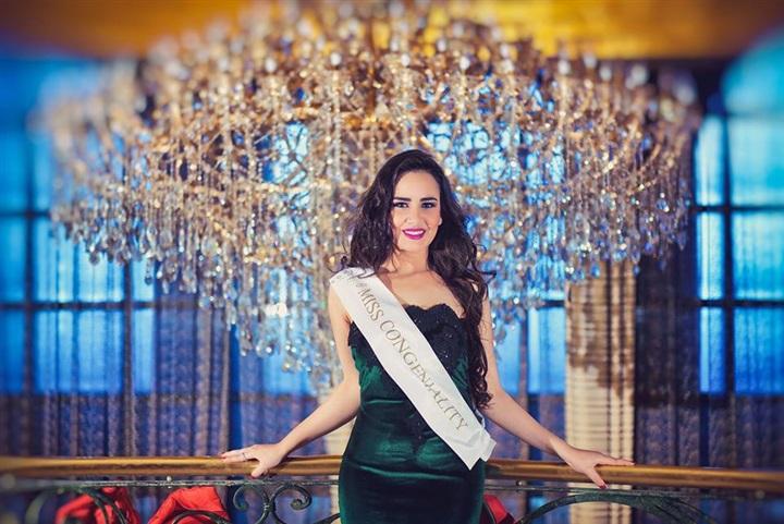 ميرى منصور - ملكة جمال