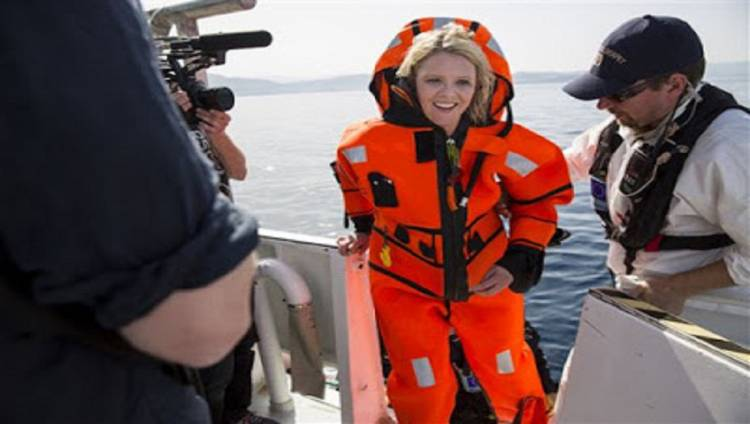 """وزيرة الهجرة النرويجية، """"سيلفي ليستهاوج"""