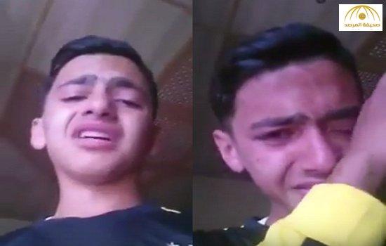مشجع يبكي بعد براءة محمد نور
