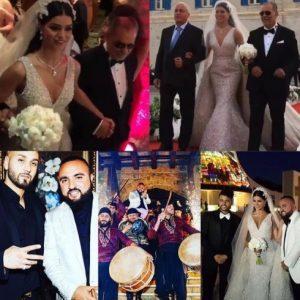 حفل زفاف «ريما فقيه» ملكة جمال الولايات المتحدة