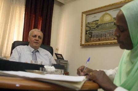 سفير فلسطين