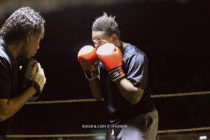 سودانيات يصارعن المحظورات الاجتماعية في حلبات الملاكمة1