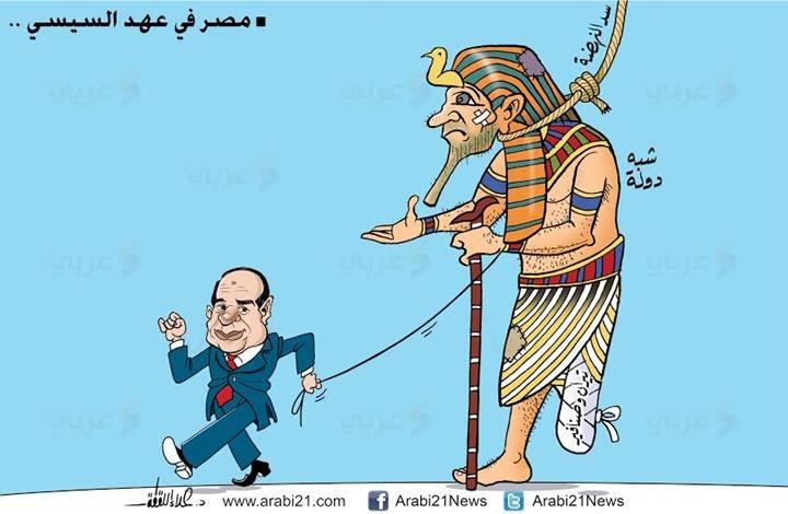 مصر في عهد السيسي !