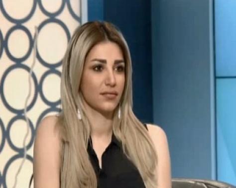 ملكة جمال سوريا سارة نخلة