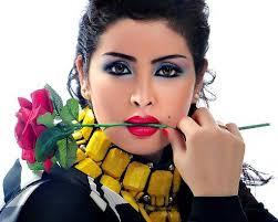 الفنانة مروة محمد