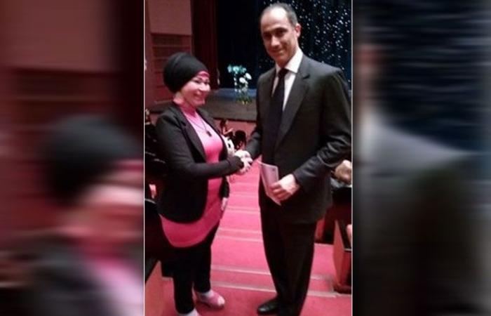 صور جديدة لعائلة مبارك تثير جدلا1