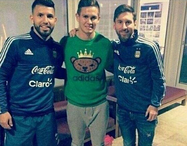 ميسي من جديد بقميص الأرجنتين!1