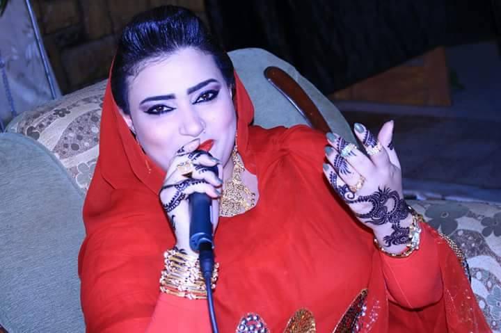 الفنانة السودانية مونيكا روبرت تفاجئ جمهورها بتسجيلات ضخمة وتظهر على أكثر من قناة في رمضان