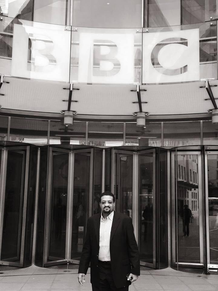 """شيخ الأمين ضيفاً على محطة """"BBC"""" يكشف الحقائق ويدلي بأخطر التصريحات """"بلا قيود"""""""