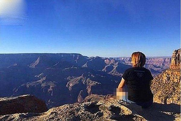 أمريكية تنشر صورتها الأخيرة قبل موتها بثوان