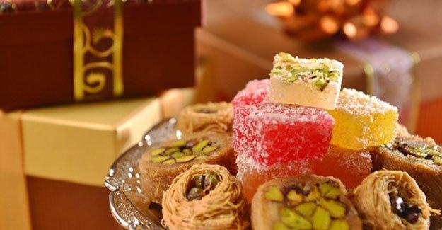 حلويات حلوي باسطة