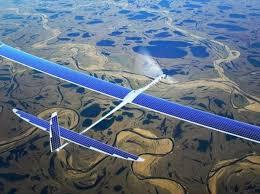 طائرات شمسية