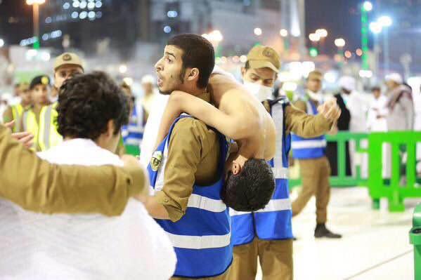 مغردون: أفمثل هؤلاء يقتلون امن الحرم المكي -شرطي