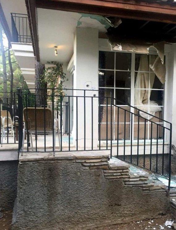 أردوغان في فندق مرمريس لحظة وقوع الانقلاب