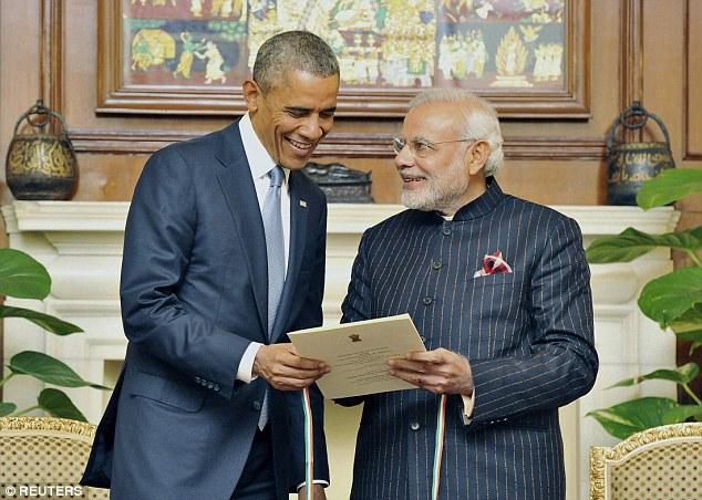 أغلى بدلة بالعالم ارتداها رئيس وزراء الهند.. ما سبب ارتفاع ثمنها؟1