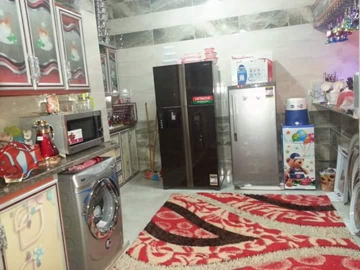 بالصور.. شقة عروس مصرية تثير استياء رواد «فيس بوك»