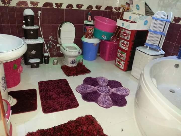 بالصور.. شقة عروس مصرية تثير استياء رواد «فيس بوك»1