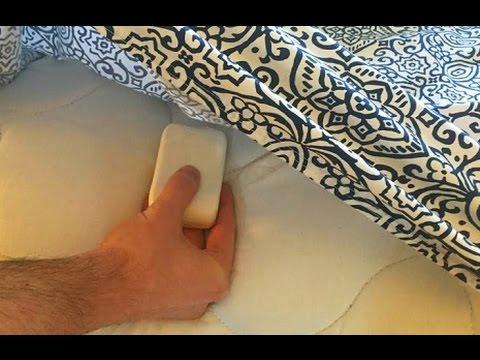 ضع صابونة تحت السرير ولن تصدق ماذا سيحدث