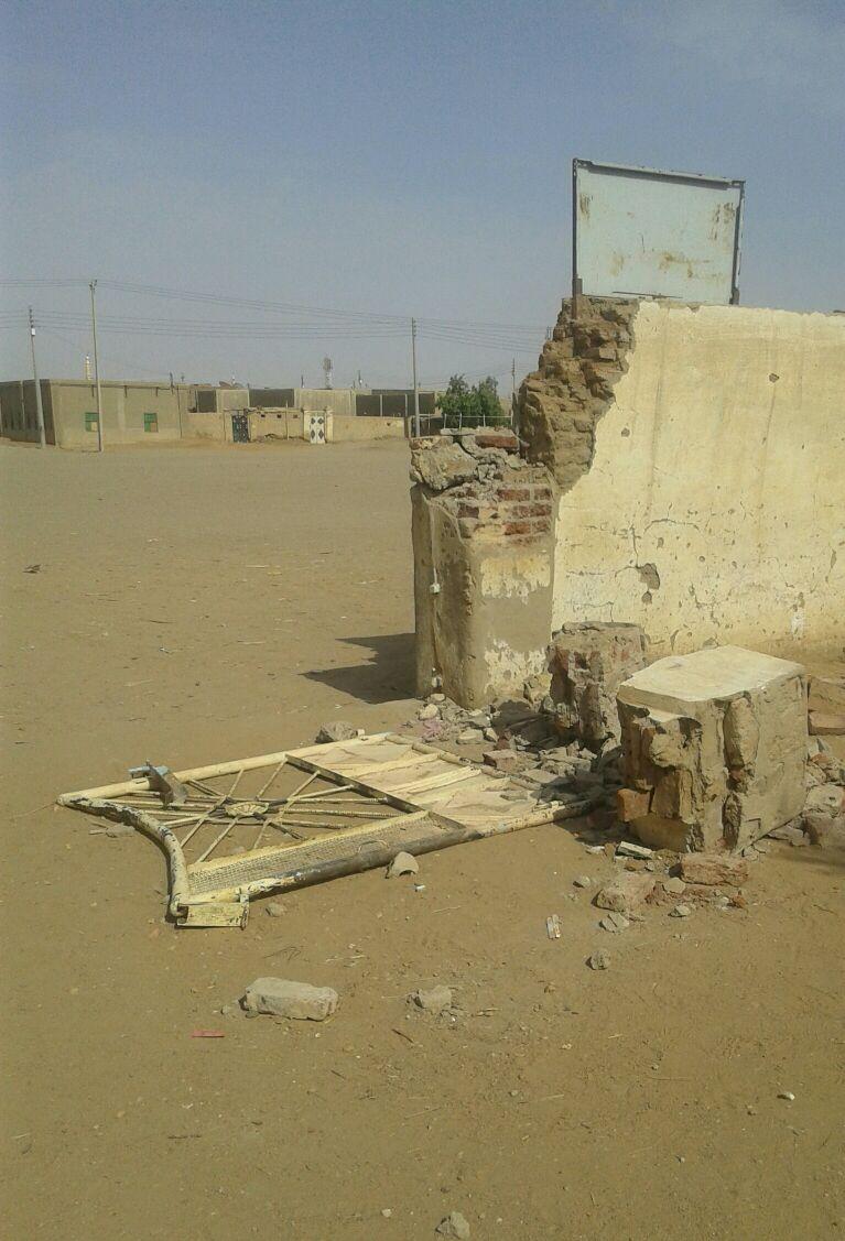 مصرع طالب بمدرسة أساس نتيجة أعمال صيانة أثناء اليوم الدراسي بعطبرة