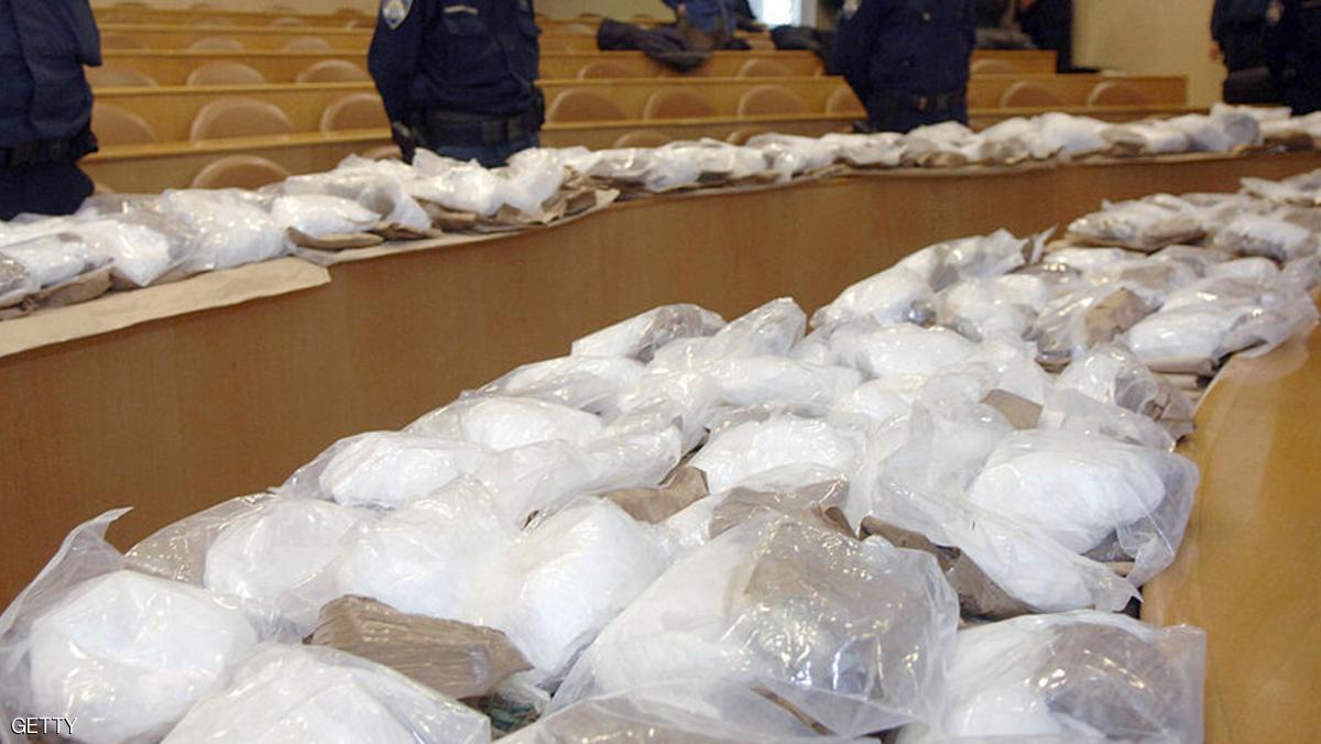 العثور على كوكايين مهرب في شحنة لمصنع كوكا كولا