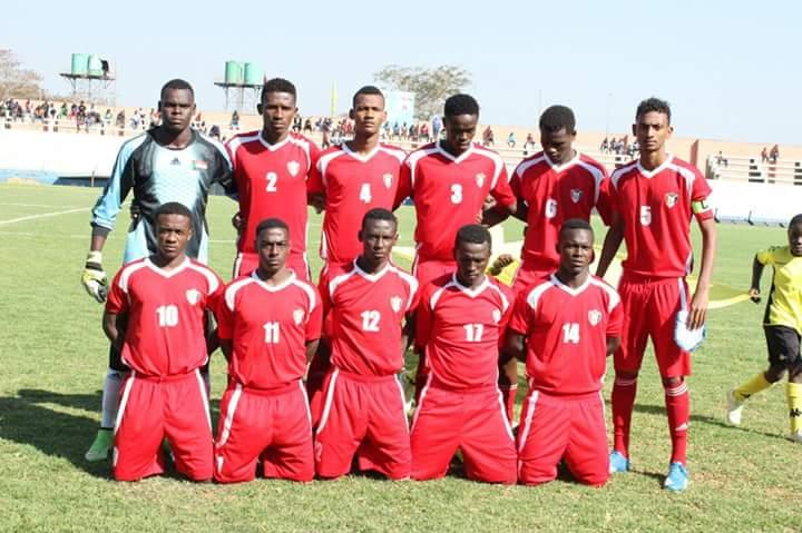 منتخب الناشئين السوداني يفرض التعادل على مستضيفه الزامبي ويقترب  من الأهل لنهائيات أمم أفريقيا