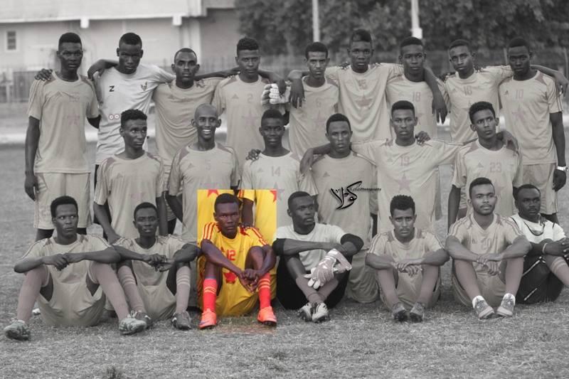 آخر صور لاعب المريخ السوداني الراحل يظهر من خلالها وهو يدافع عن شعار ناديه