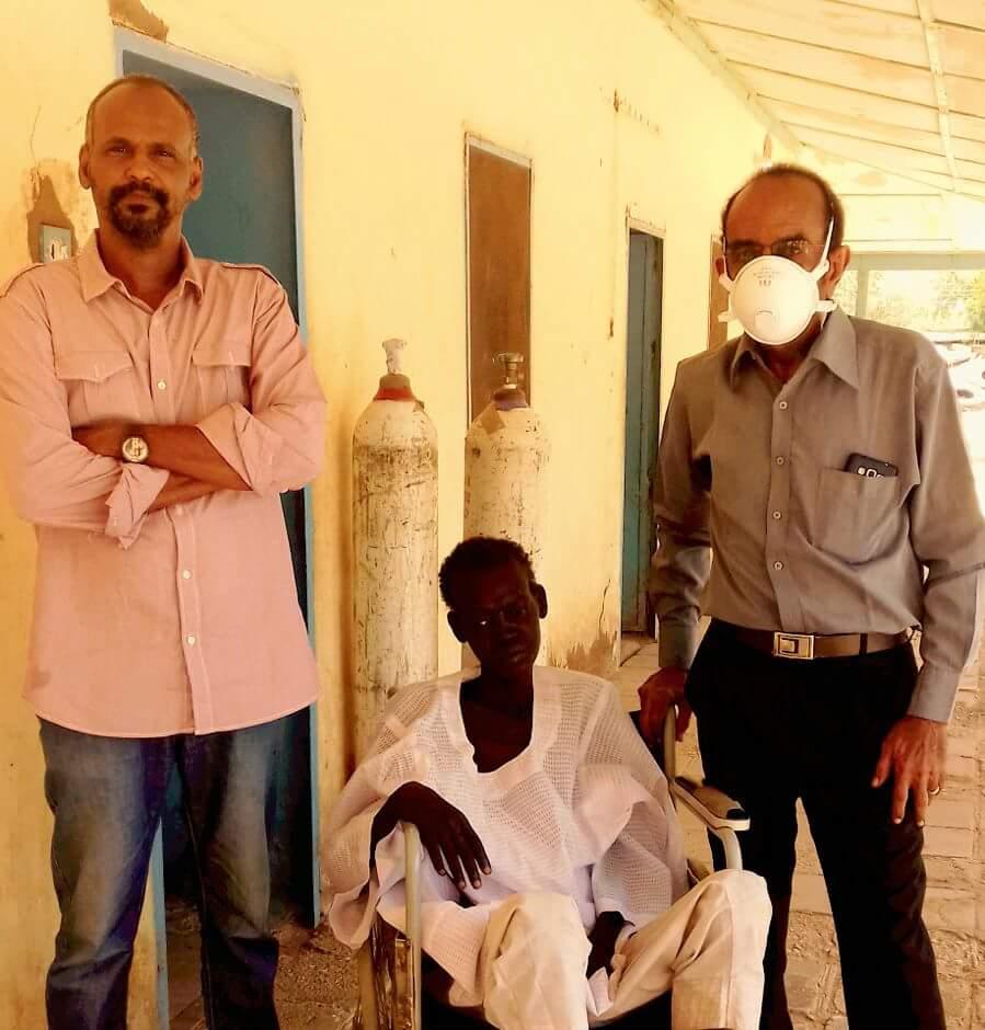 الفنان شول منوت يعاني من المرض