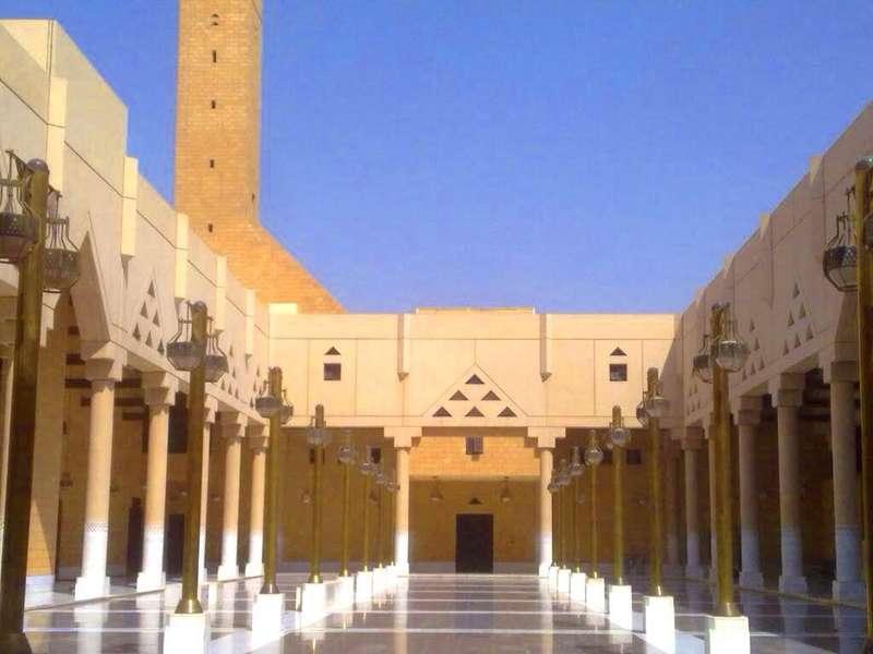 """بدء إجراءات بناء جامع """"شهداء عاصفة الحزم"""" داخل حدود الحرم بمكة المكرمة"""