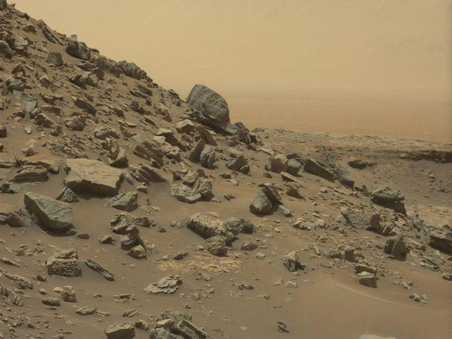 صور من المريخ