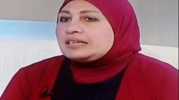 هذه هي الصحافية زوجة الضابط المصري وتفاصيل اغتياله