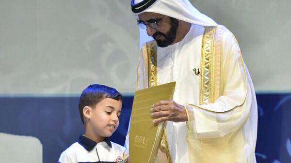 طفل جزائري يتفوق على 3.5 مليون طالب