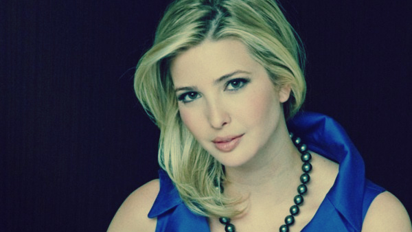 ابنة ترامب الجميلة «إيفانكا»