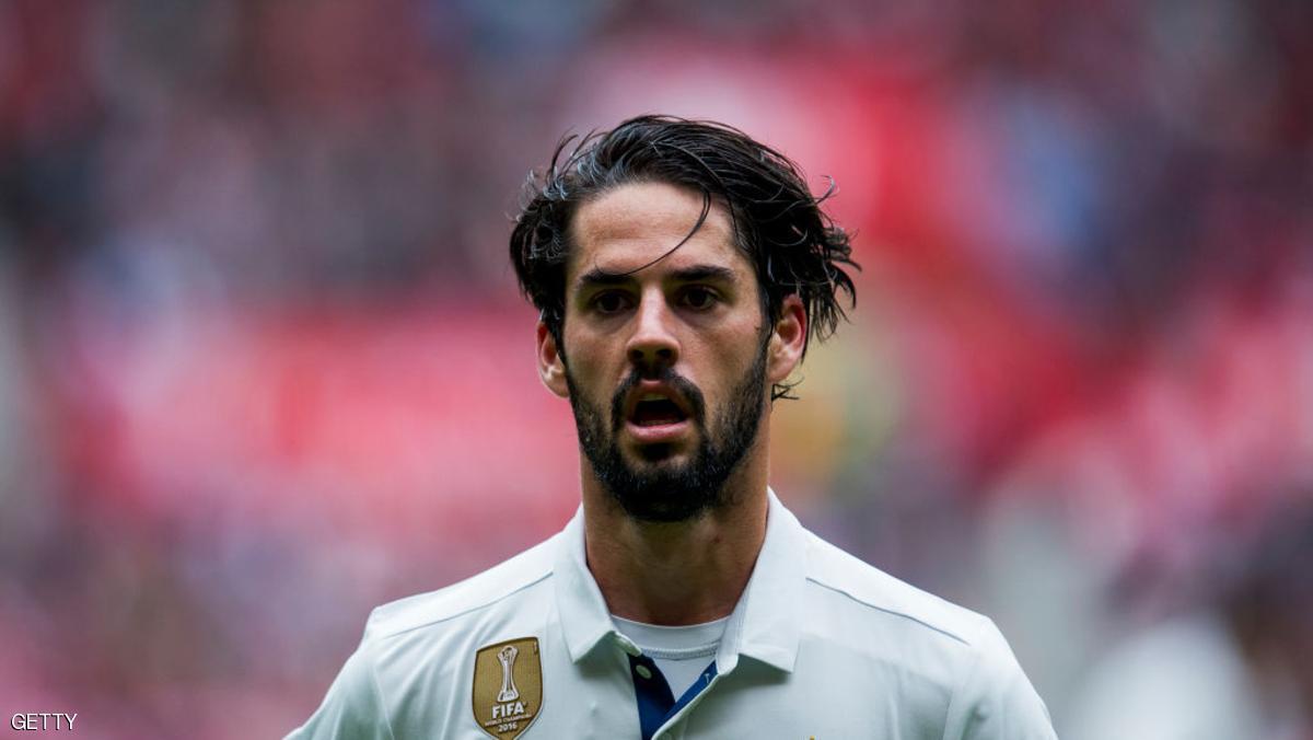 ايسكو يريد البقاء في ريال مدريد.. ولكن