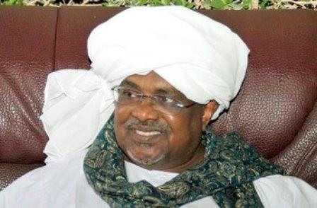 الرئاسة السودانية تحتسب شيخ السجادة السمانية