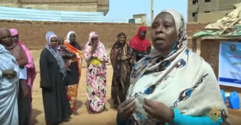 المرأة الريفية بالسودان نموذج الصبر على قسوة الحياة