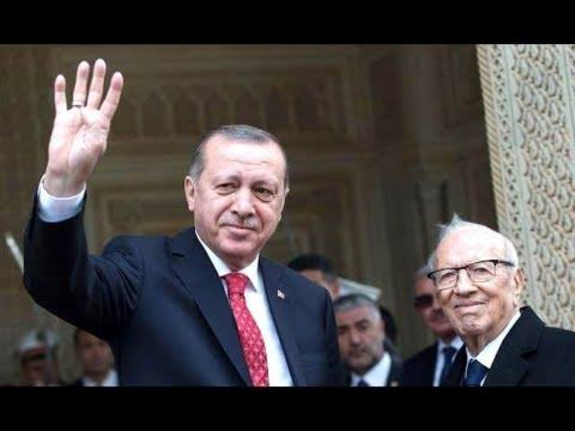 اردوغان السبسي