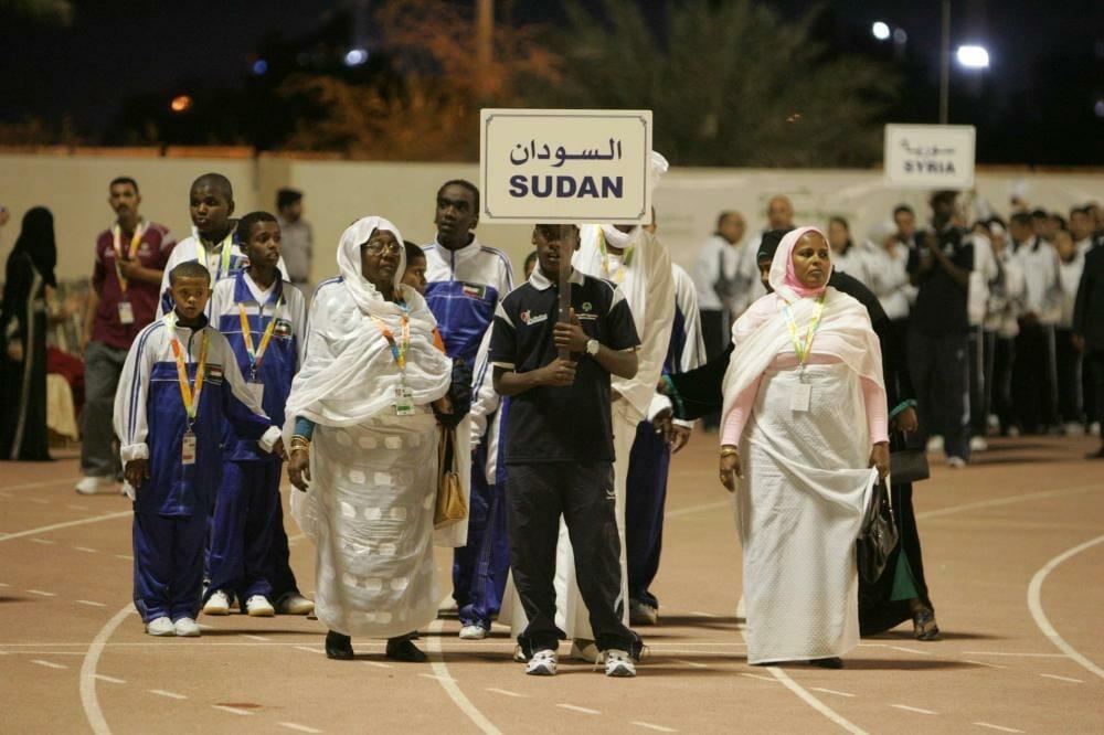 اولمبياد - السودان