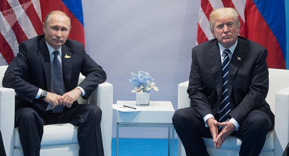 بوتن وترامب