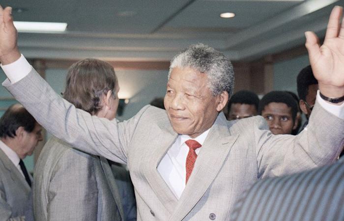 نيلسون منديلا - مانديلا - نلسون