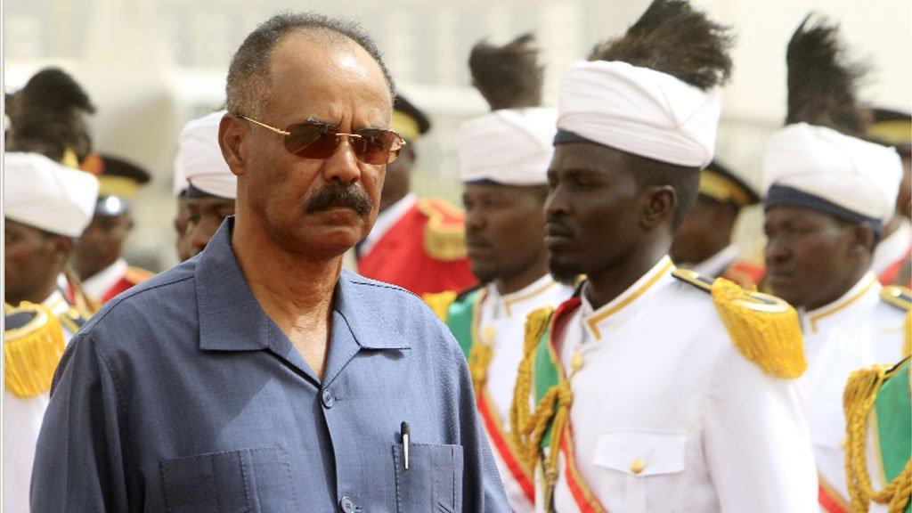 أسياس أفورقي - اريتريا