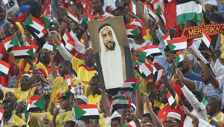 الجمهور السوداني بالامارات
