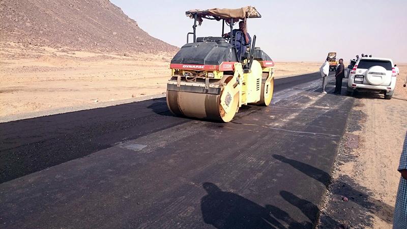 طريق بارا امدرمان