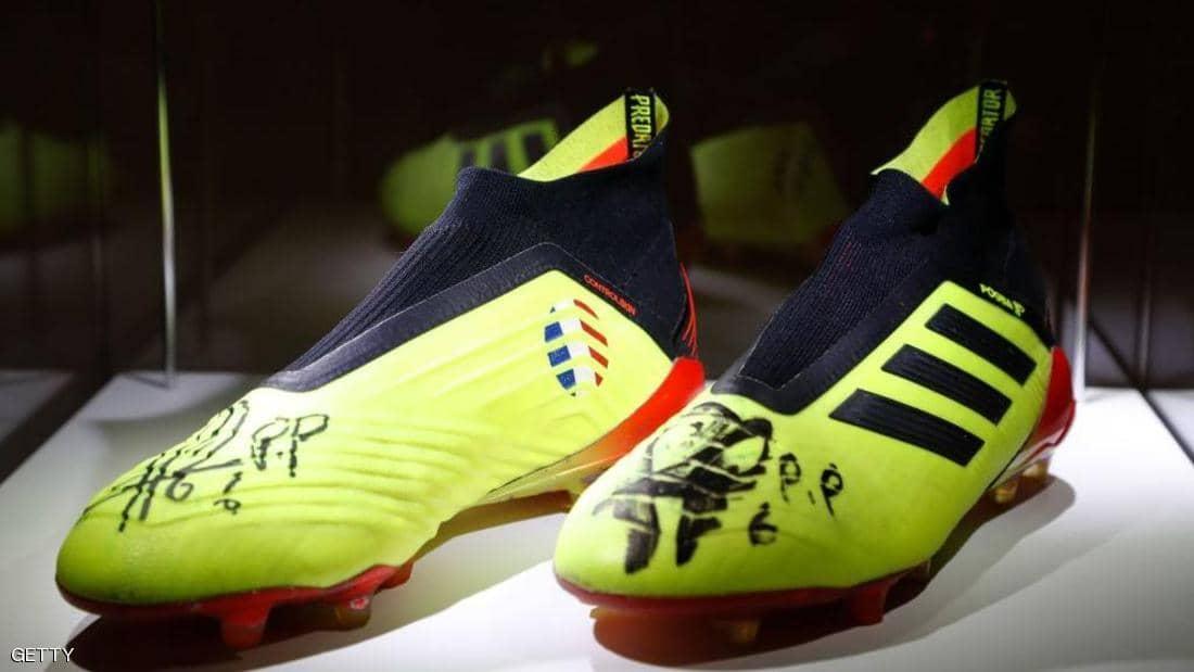 حذاء بوغبا