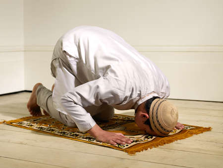 how does muslim prayer work khalid latif 2011
