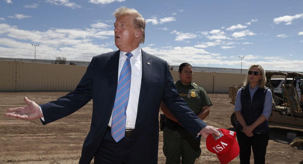 جدار ترامب
