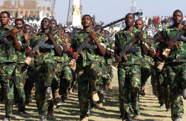 جيش سوداني