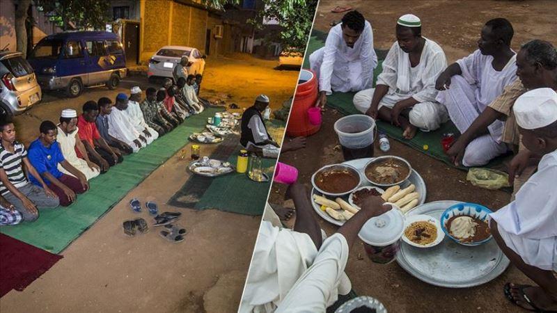 رمضان في السودان رغم ضيق الحال الصينية بره النيلين