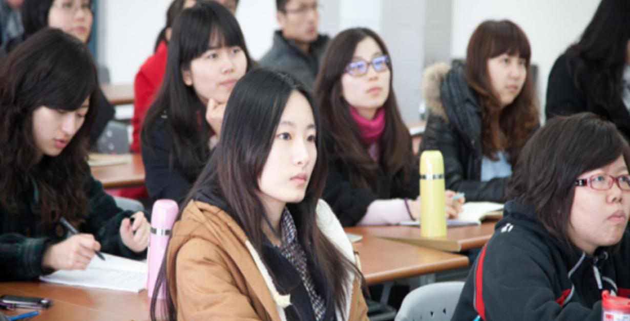 طلاب الصين