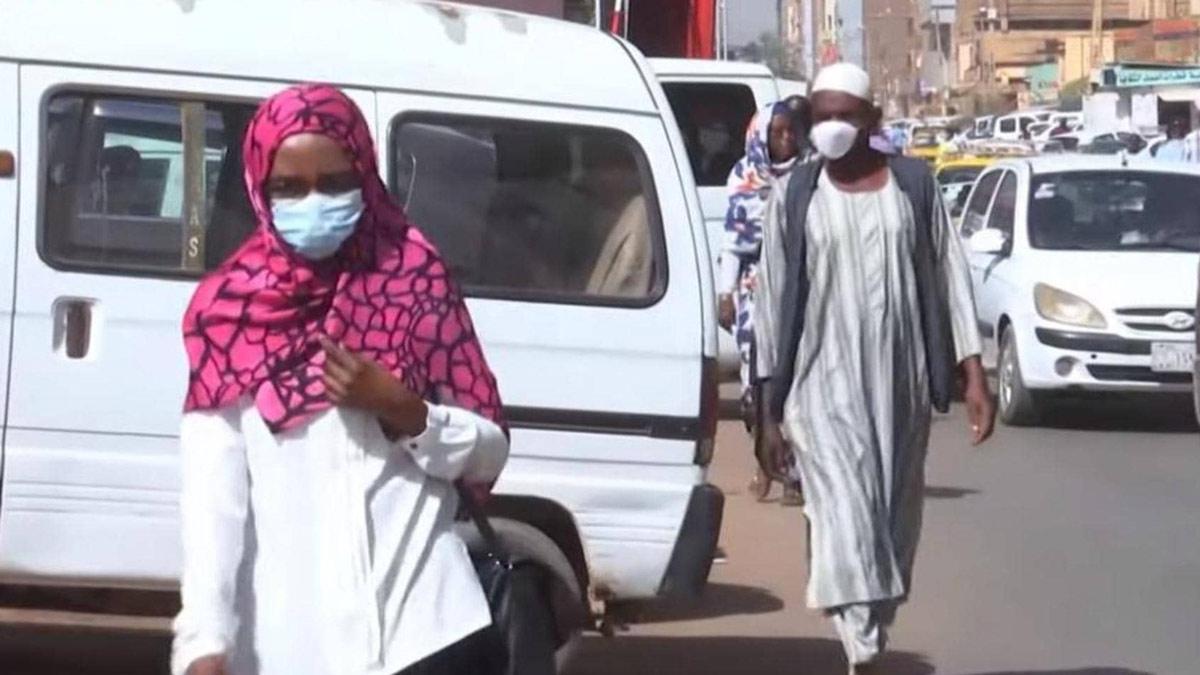 كورونا السودان 5